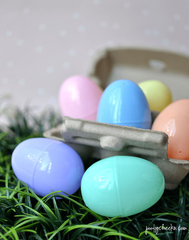 speckled easter egg tutorial