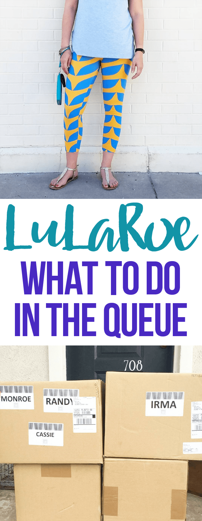 LuLaRoe Queue