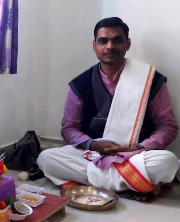 Amol C Patharkar-Pandit