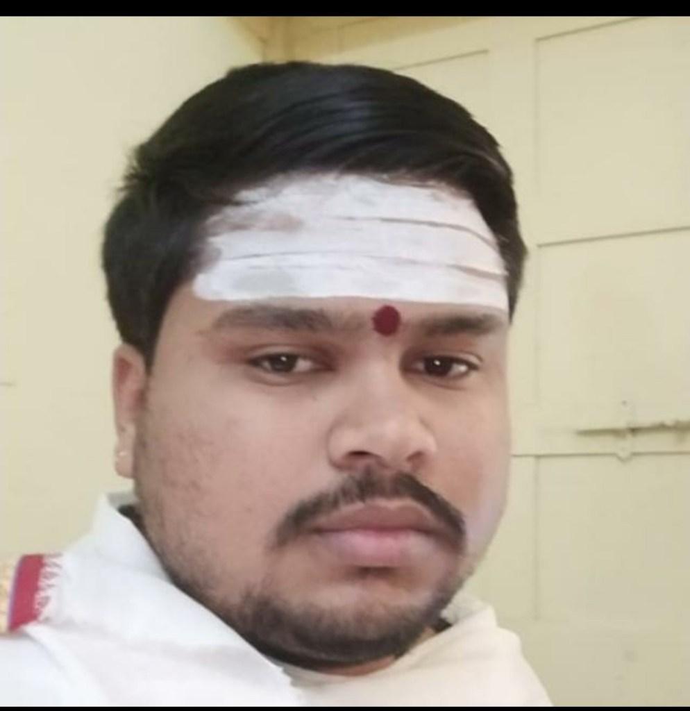 Kalyanram Sharma Ramavajhala_Pandit