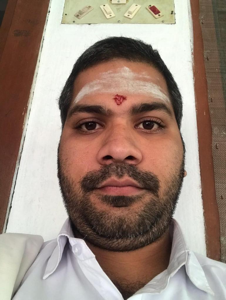 Pandit Vuru Karanam Kalyan Ram Sharma