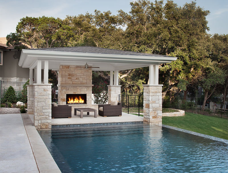 10 Ways to Enjoy Your Outdoor Living Space Through the ... on Outdoor Living Spa id=42427