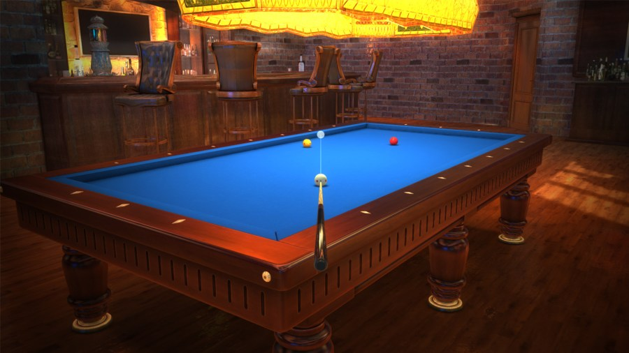 Pool Elite   Best Free 3D Billiards Game Gorgeous 3D Venues   Real Physics   Various Game Modes   Competitive League  System   Tournament System