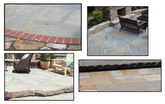 outdoor stone patios md and va areas