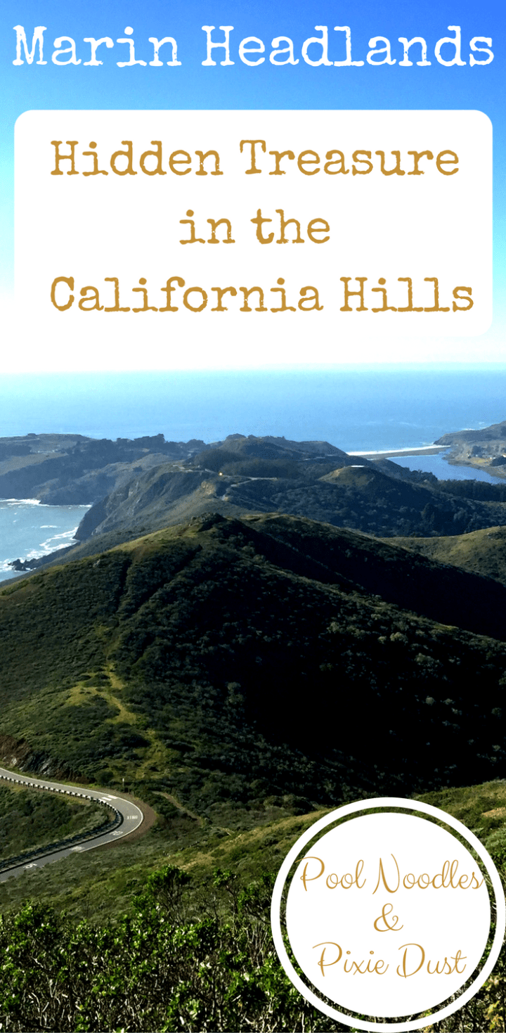 Marin Headlands- A California Hills Best Kept Secret -Travel with Kids off the beaten path in San Fransisco's Bay Area