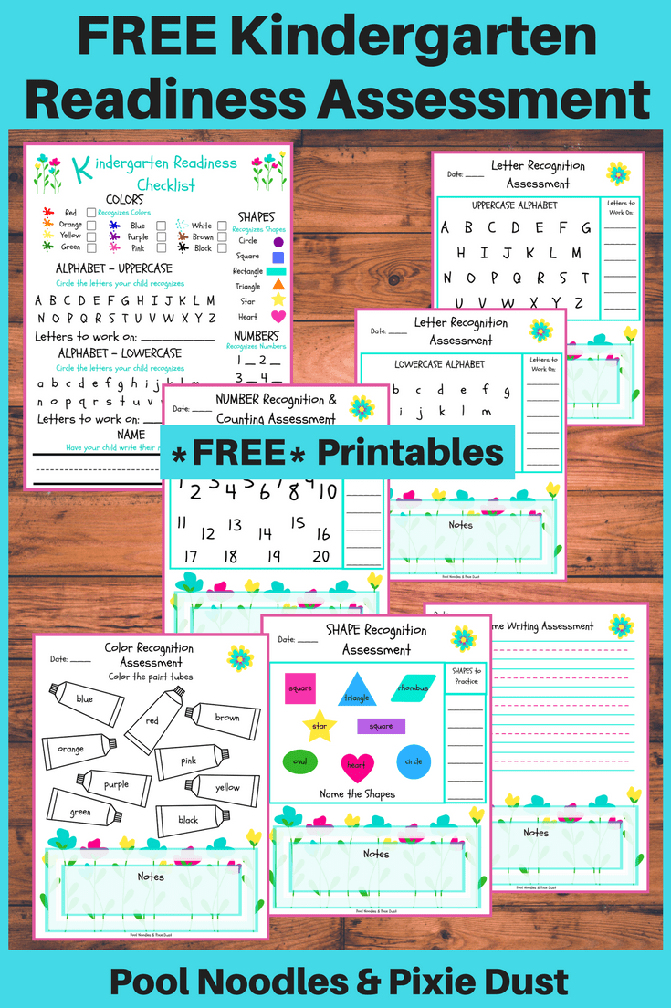 graphic about Preschool Assessment Forms Free Printable named Free of charge Evaluation Varieties Printable Preschool Investigation Pack