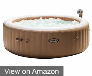 Intex PureSpa Bubble Massage 6-Person Portable Hot Tub review