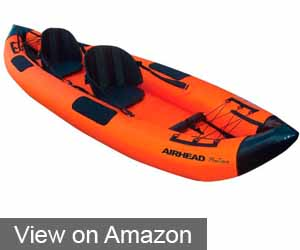 AIRHEAD WATERSPORTS TRAVEL KAYAK DELUXE