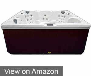 HOME AND GARDEN SPAS HG78 6 PERSON 78 OUTDOOR SPA