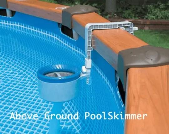 Best Above Ground Pool Skimmer