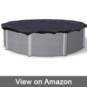 Blue Wave Bronze 8-Year Round Best Above Ground Pool Winter Cover