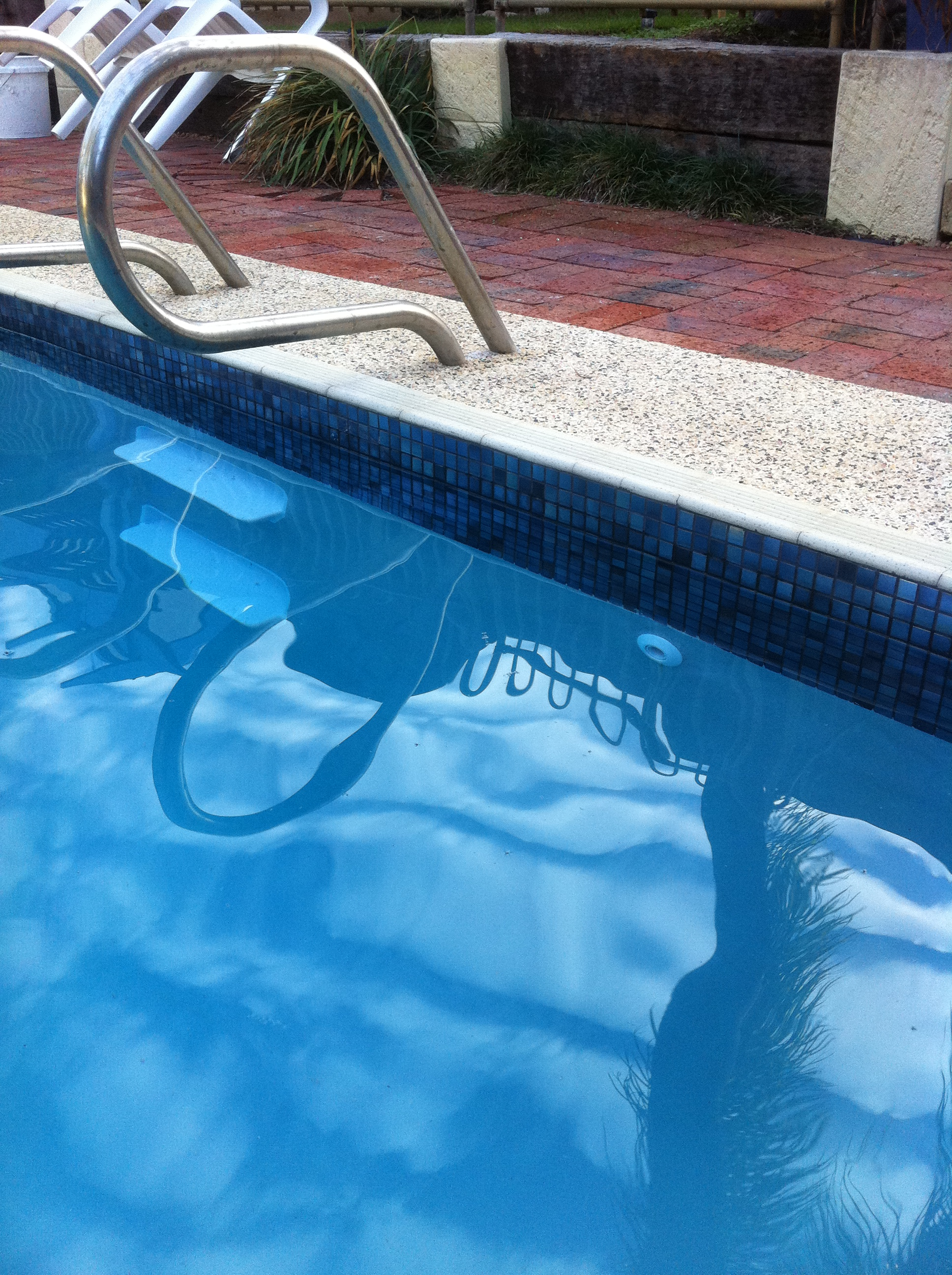 waterline tile replacement pool