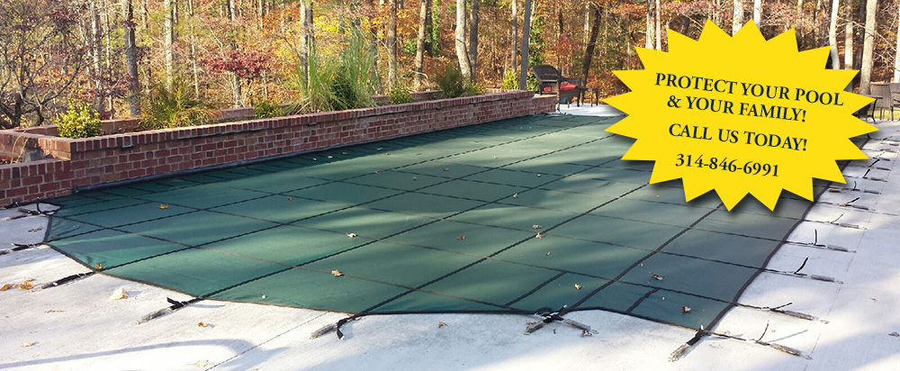 safety pool covers, pool covers, swimming pool covers, St. Louis, MO