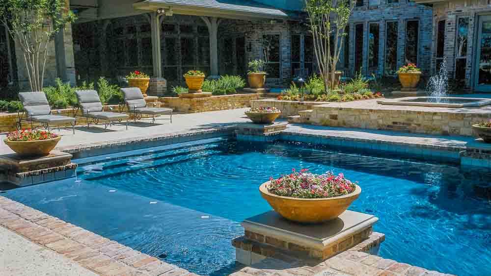 Fire Pit Live Poolside Poolside Designs