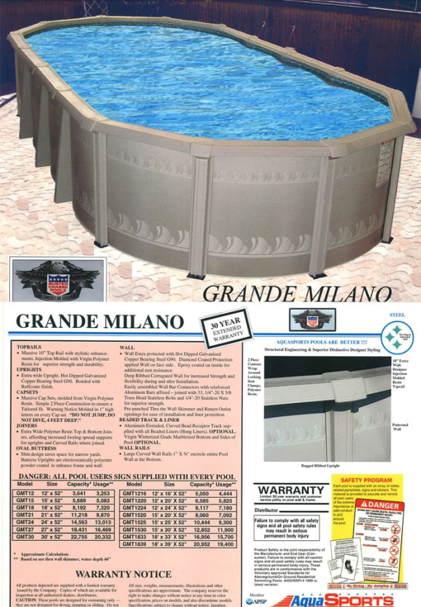Long Island Above Ground Pools