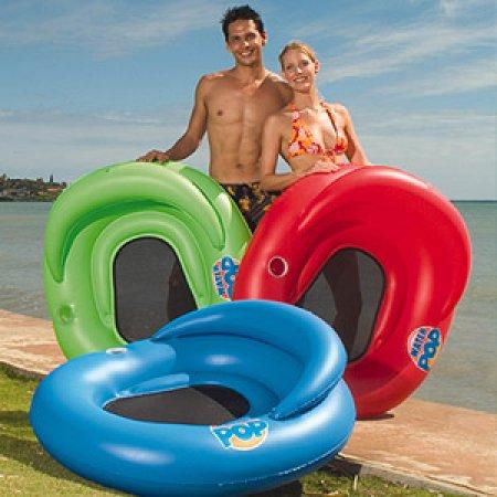 Water Pop Mesh Swimming Pool Lounge Poolsupplies Com