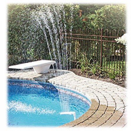 Aqua Select 174 Wonder Fountain Poolsupplies Com