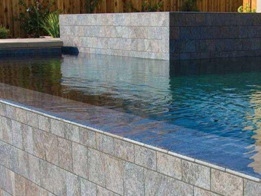 national pool tile rushmore 6x6 series blue quartz rus blue