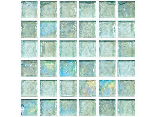 national pool tile arctic 1x1 glass series pool tile ice at012