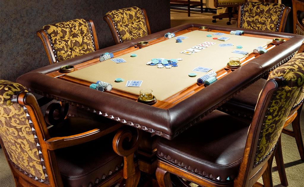Barcelona Elite Poker Table