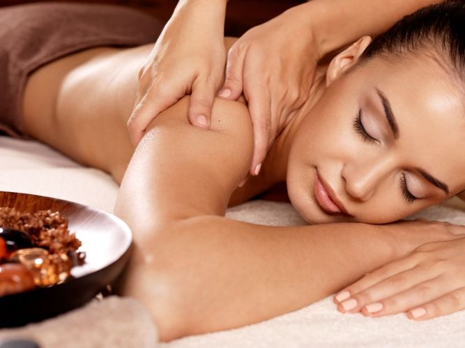 Massage, types of massage