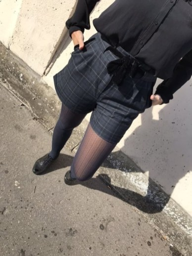 Short à carreaux NAF NAF