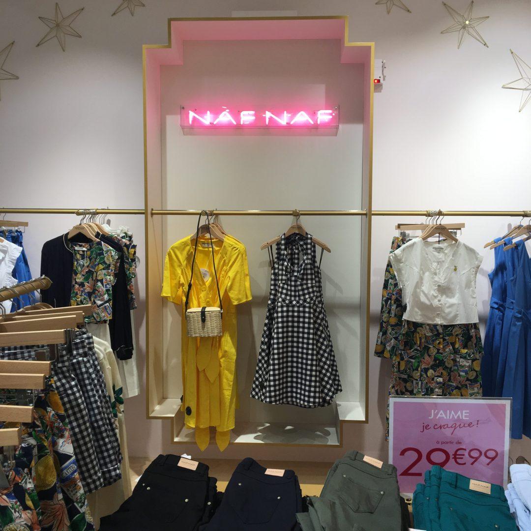 Néon NAF NAF
