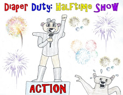 Diaper Duty: Halftime Show