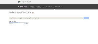 hinagikuWP_モバイルフレンドリー_モバイルフレンドリーテスト