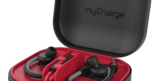 The PowerGear Sound has a custom-molded insert that is designed to hold PowerBeats.