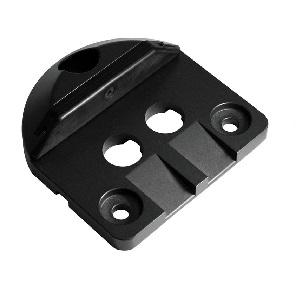 Elektrisch slot met stopper