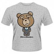 Ted 2 - #Grrrrmondays T-Shirt - SIZE L