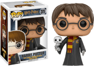 HARRY POTTER - HARRY WITH HEDWIG - FUNKO POP! VINYL FIGURE