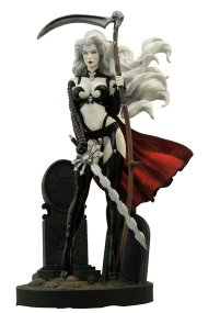 FEMME FATALES - LADY DEATH