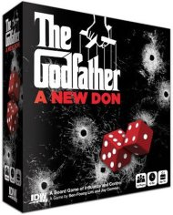 THE GODFATHER - BOARDGAME