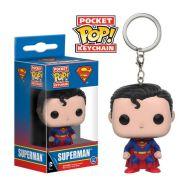 DC HEROES - SUPERMAN - FUNKO KEYCHAIN