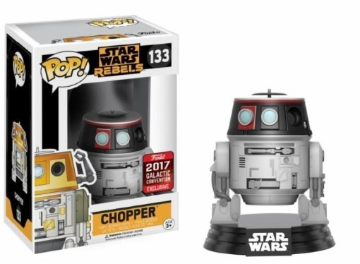 STAR WARS CELEBRATION 2017 - 442 CLONE TROOPER - FUNKO POP! VINYL FIGURE