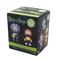 RICK AND MORTY - FUNKO MYSTERY MINI BLIND BOX