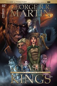 Game of Thrones: Clash of Kings #2 Cover B. Variant Mel Rubi Cover