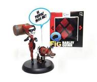 Q-FIGURE - HARLEY QUINN EXCLUSIVE