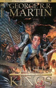 Game Of Thrones: Clash Of Kings #8 Mike Miller Regular Cover