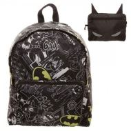 DC COMICS - BACKPACK - BATMAN LOGO