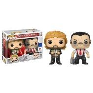 WWE - IRS & MILLION DOLLAR MAN 2-PACK FIGURES – FUNKO POP! VINYL FIGURE