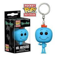 RICK AND MORTY - MR. MEESEEKS - FUNKO KEYCHAIN VINYL FIGURE