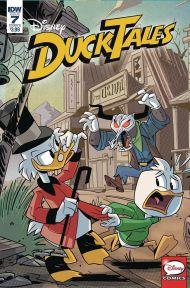 Ducktales Vol 4 #7 Marco Ghiglione Regular Cover