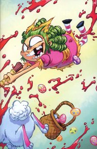 I Hate Fairyland #17 Skottie Young Virgin Wraparound Variant Cover