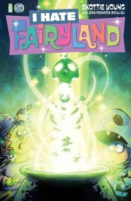 I Hate Fairyland #17 Skottie Young Regular Cover