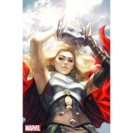Mighty Thor Vol 2 #705 Stanley Artgerm Lau Variant Cover (Marvel Legacy Tie-In)
