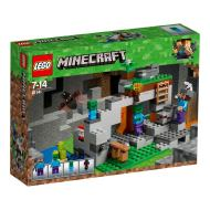 LEGO - MINECRAFT - THE ZOMBIE CAVE