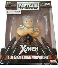 MARVEL COMICS - WOLVERINE - OLD MAN LOGAN - DIECAST MINI FIGURE LC EXCLUSIVE 10 CM